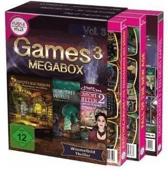 S.A.D. Games 3 - Megabox Vol. 3 Yellow Valley: