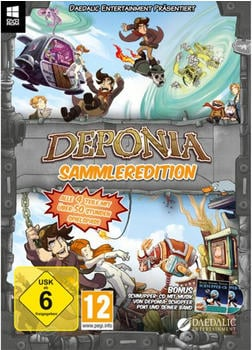 Deponia: Sammleredition (PC)