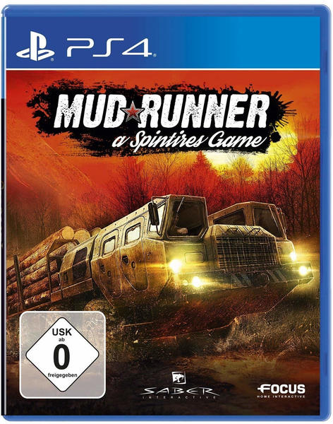 Astragon Spintires: Mudrunner - American Wilds Edition (USK) (PC)