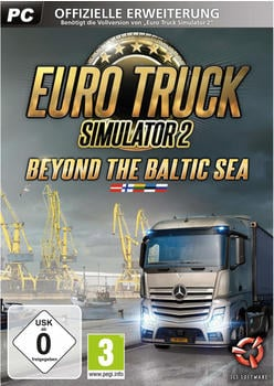 Euro Truck Simulator 2: Beyound the Baltic Sea (Add-On) (PC)