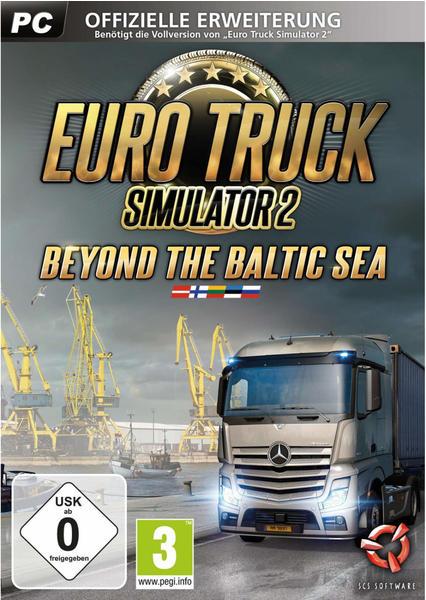Euro Truck Simulator 2: Beyound the Baltic Sea (Add-On) (PC)