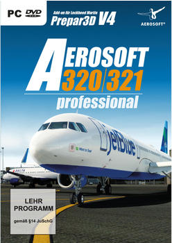 Aerosoft A320/A321 professional PC