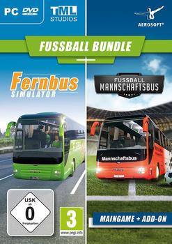 Aerosoft Fernbus Simulator Add-on - Fußball Mannschaftsbus PC USK: 0