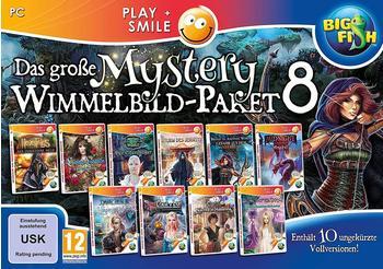 Das grosse Mystery Wimmelbild Paket 8 PC)