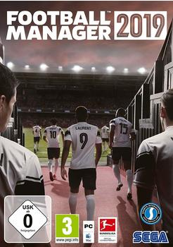 Sega Football Manager 2019 [PC]