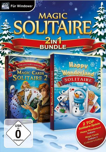 Magnussoft Magic Solitaire 2in1 Bundle (USK) (PC)