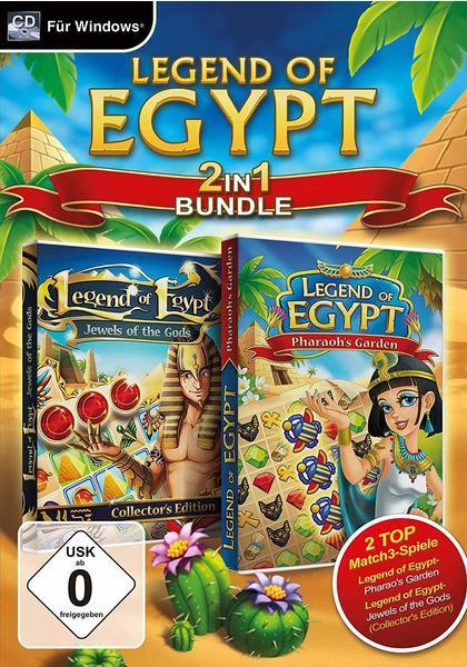 Magnussoft Legend of Egypt 2in1 Bundle (USK) (PC)