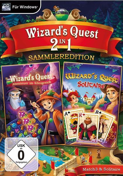 Magnussoft Wizards Quest 2in1 - Sammler Edition (USK) (PC)