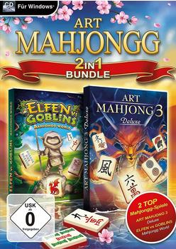 Magnussoft Art Mahjongg 2in1 Bundle (PC)