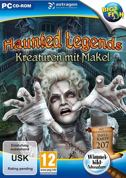 Astragon Haunted Legends: Kreaturen mit Makel