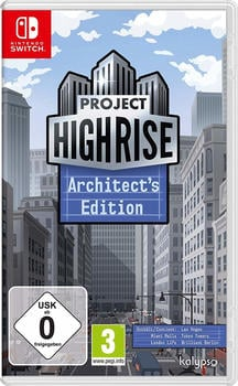 Kalypso Project Highrise: Architects Edition (Nintendo Switch)