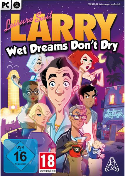 Leisure Suit Larry: Wet Dreams Don't Dry (PC/Mac)