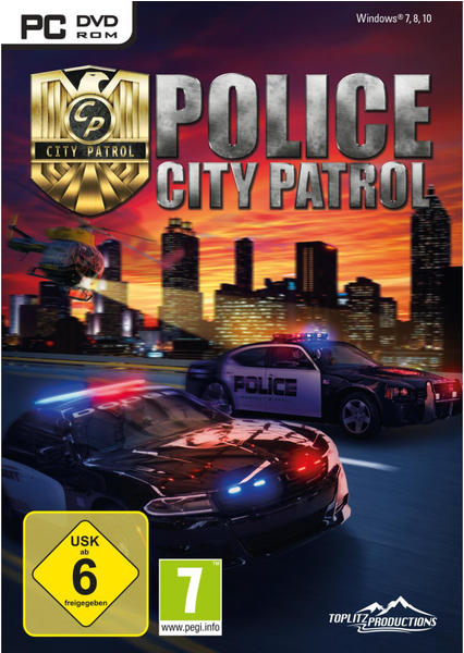 Police City Patrol (PC)