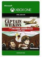 BETHESDA Wolfenstein II: The Deeds of Captain Wilkins PC Englisch