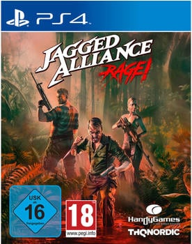 THQ Jagged Alliance: Rage!