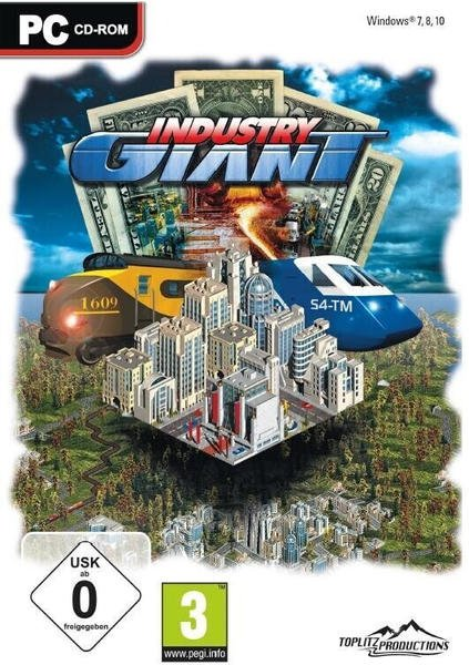 UIG Industry Giant (USK) (PC)