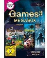 S.A.D. Games3 - Megabox Vol. 8 (PC)