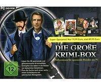 bhv Software Die große Krimi-Box (USK) (PC)