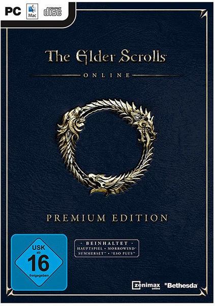 The Elder Scrolls Online: Premium Edition (PC/Mac)
