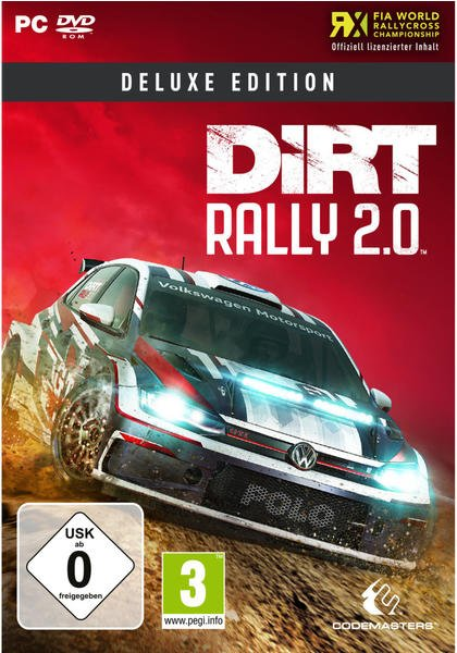 DiRT Rally 2.0: Deluxe Edition (PC)