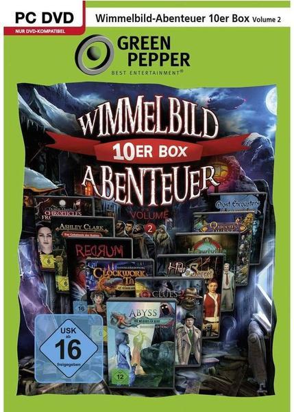 Wimmelbild-Abenteuer 10er Box: Volume 2 (PC)