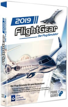 bhv Software Flight Gear - Flugsimulator 2019 (PC)