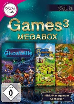 Games³ Megabox Vol. 5 (PC)