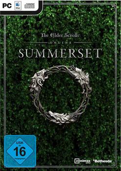 BETHESDA The Elder Scrolls Online: Summerset (PEGI) (PC/Mac)