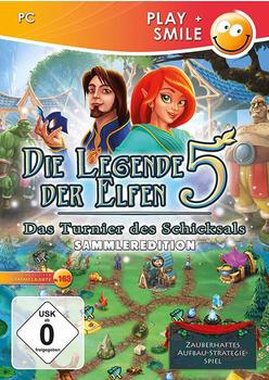 Intenium Die Legende der Elfen 5: Das Turnier des Schicksals [PC