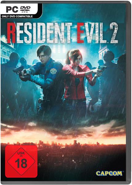 Resident Evil 2 (Remake) (PC)