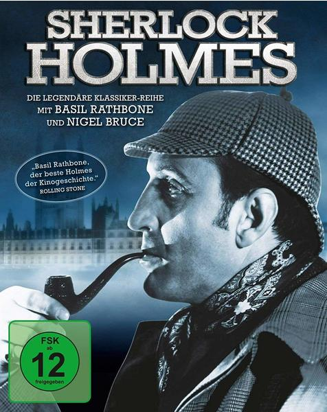 KOCH Media Sherlock Holmes Edition (Keepcase) (14 DVDs)