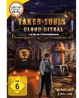 S.A.D. Taken Souls Blood Ritual Yellow Valley:
