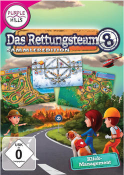 Das Rettungsteam 8: Sammleredition (PC)