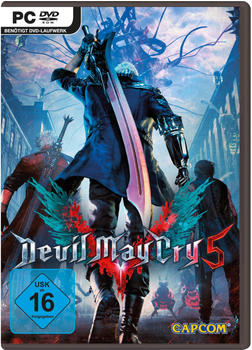 Capcom Devil May Cry 5