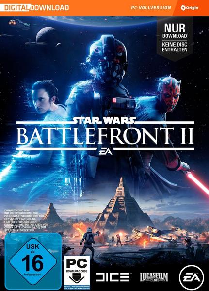 Electronic Arts Star Wars Battlefront 2 PC USK: 16