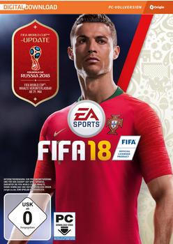 Electronic Arts Fifa 18 PC USK: 0