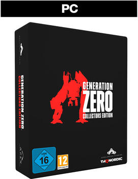 THQ Generation Zero Collectors Edition PC
