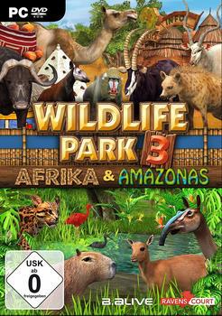 Wildlife Park 3: Afrika & Amazonas (PC)