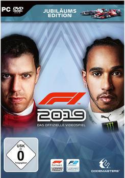 Codemasters F1 2019 Jubiläums Edition PC