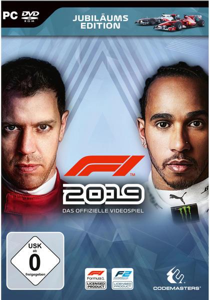 F1 2019: Jubiläums Edition (PC)