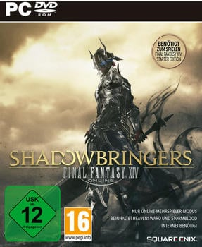 Final Fantasy XIV: Shadowbringers (Add-On) (PC)