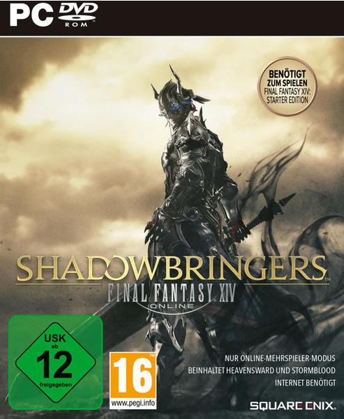 Final Fantasy XIV: Shadowbringers (Add-On) (PC)