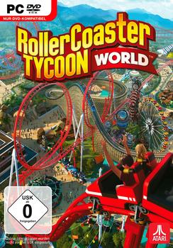 Bandai Namco Entertainment RollerCoaster Tycoon World (PC)