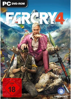 UbiSoft Far Cry 4 (USK) (PC)