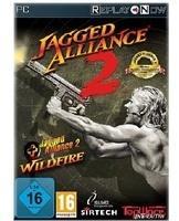Topware Jagged Alliance 2 + Wildfire (PC)