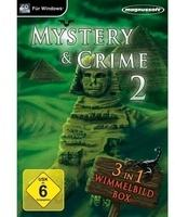 Magnussoft Mystery & Crime 2: 3 in 1 Wimmelbildbox (PC)
