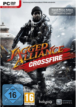 NBG Jagged Alliance: Crossfire (PC)