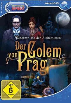 Intenium Geheimnisse der Alchemisten: Der Golem von Prag (PC)