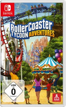 Bigben Interactive Rollercoaster Tycoon Adventures (Switch,