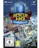 Rescue HQ: Der Blaulicht Tycoon (PC)